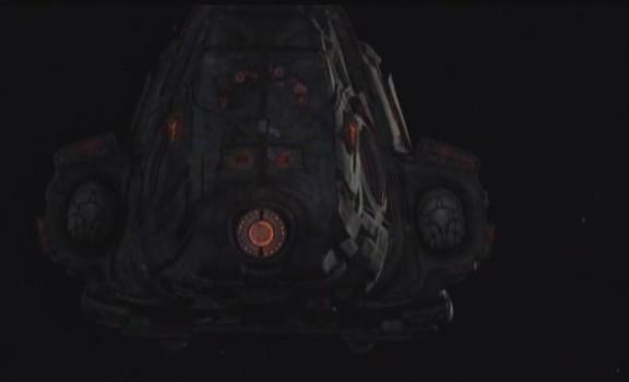 2010 SGU S1x11 Space Alien Ship