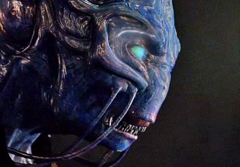 SGU 2010 S1x11 Space - Alien Face