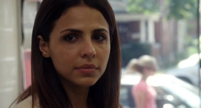 Alphas S1x01 Pilot - Azita Ghanizada as Rachel Pirzad