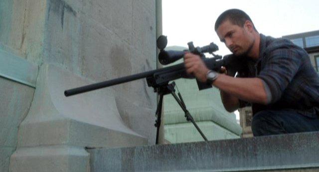 Alphas S1x01 Pilot - Cameron Hicks takes aim to kill