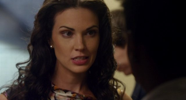 Alphas S1x01 Pilot - Laura Mennell as Nina Theroux