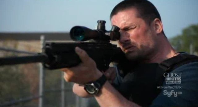Alphas S1x04 - Cameron takes aim