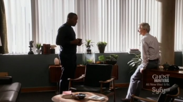 Alphas S1x08 - A Short Time in Paradise - Bill and Rosen