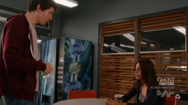 Alphas S1x08 - A Short Time in Paradise - Gary and Rachel