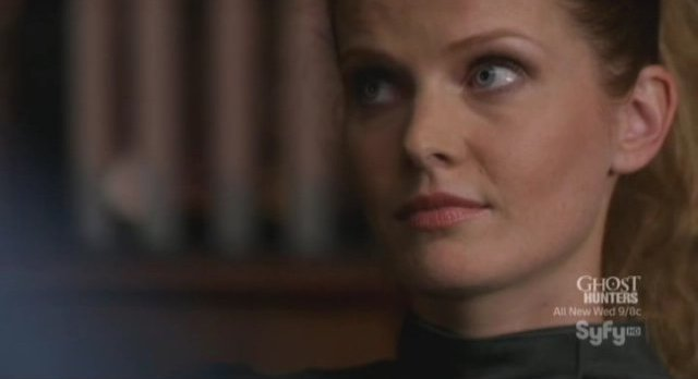 Alphas S1x09 - Rebecca Mader as Griffin