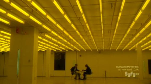 Alphas S1x10 - The Unusual Suspects - Binghamton Interrogation Room