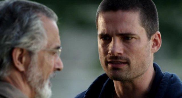 Alphas S1x01 Pilot - Warren Christie as Cameron Hicks