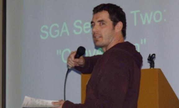 Auroris Fan Party 2010 - Dan Payne MC Stargate Jeopardy 2