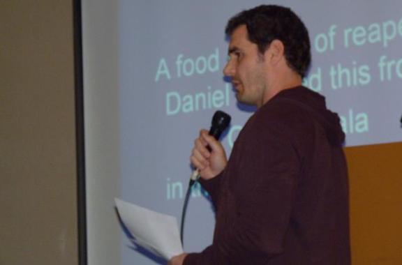 Auroris Fan Party 2010 - Dan Payne MC Stargate Jeopardy