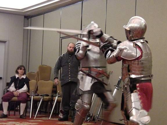 Baycon 2010 Swordfight2