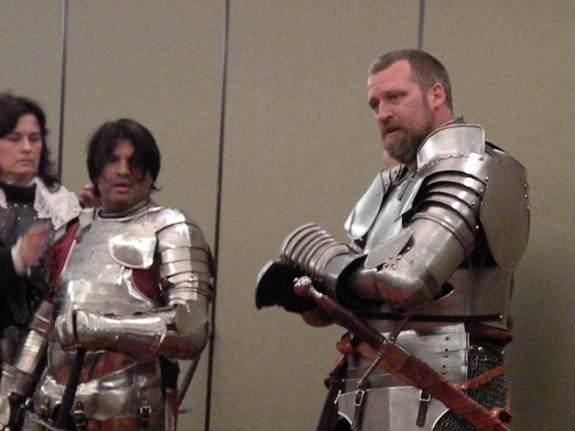 Baycon 2010 Swordfighters