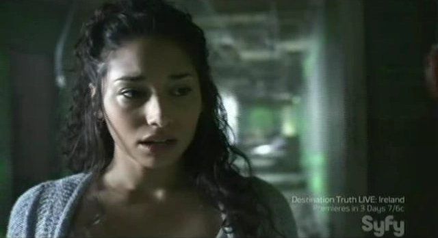 Being Human S1x09 - Sally reads Ghostly Messages