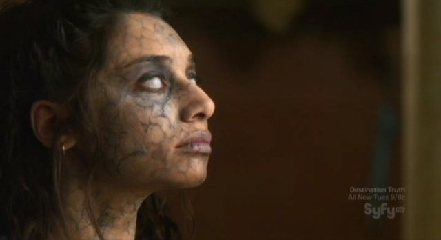 Being Human S1x12 - Sally is a zombie