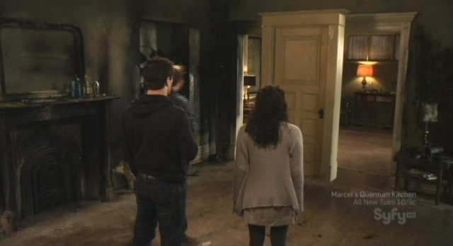 Being Human S1x12 -The portal appears