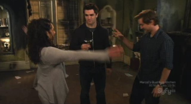 Being Human S1x12 -The trio toast to success