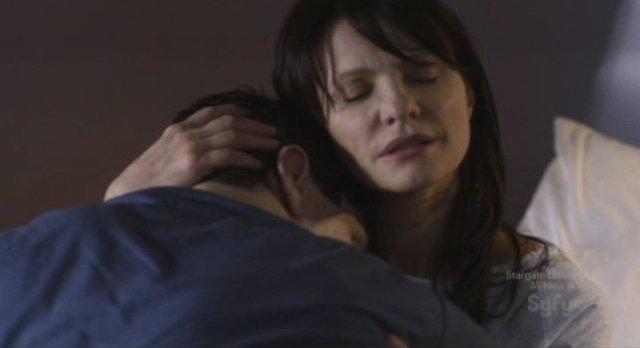 Being Human S1x13 - Celine comforts Aidan