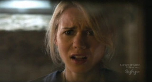 Being Human S1x13 - Nora is shocked