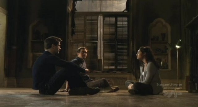Being Human S1x13 - The Heroes celebrate