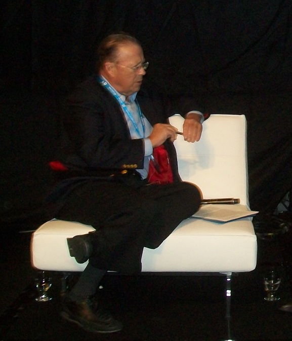 Bob Dowling - 3D Summit Chairman & event co-producer!
