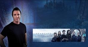 Carson Beckett and Stargate Atlantis Team!