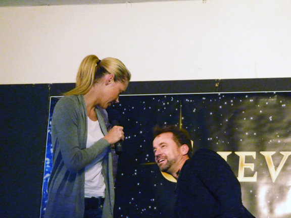 Chevron 7.5 Andee Frizzell and David Nykl