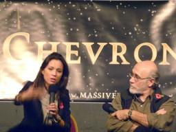 Chevron 7.5 Lexa Doig and Tony Amendola