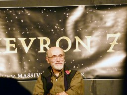 Chevron 7.5 Tony Amendola, image courtesy Gairwyn