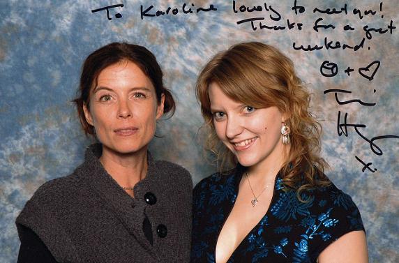 Torri Higgonson & Kay Andrew @ Chevron 7.3 2009