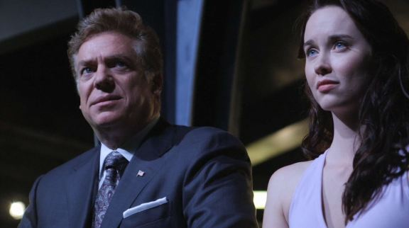 """Stargate Universe:  """"Pain"""" Review and Analysis"""