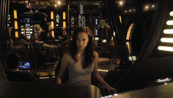 SGU Malice S2x08 Chloe channels math girl