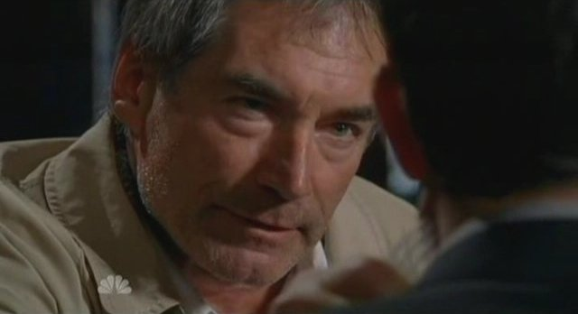 Chuck S4x07 - Timothy Dalton as Volkoff