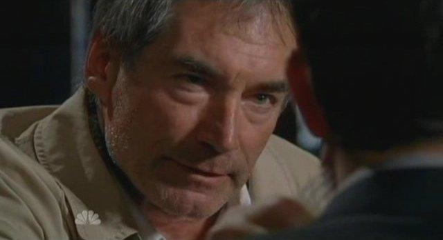 Chuck S4x07 - Timothy Dalton as Volkoff