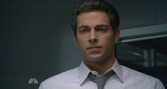 Chuck S4x07 - Zachary Levi as Chuck