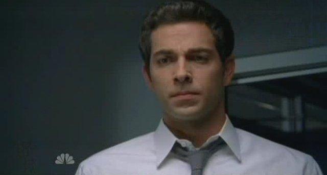 Chuck S4x07 - Zachary Levi as Chuck