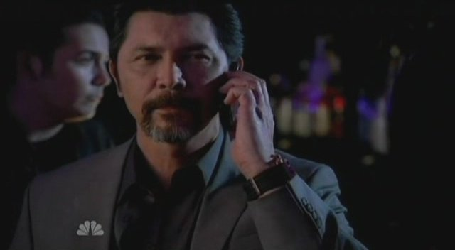Chuck S4x15 - Lou Diamond Phillips in Chuck with the CAT Squad