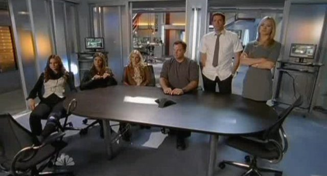 Chuck S4x15 - Team Chuck with the CAT Squad