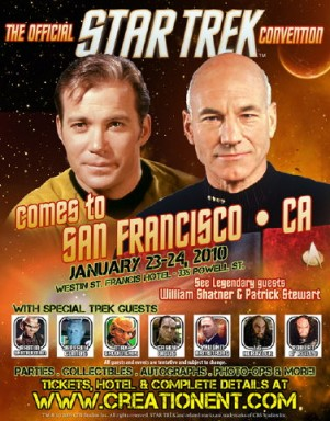 Creation-Star Trek -SF2010 - Click to visit Creantion Entertainment