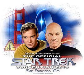 Star Trek SF 2010, Click to vist Creation Entertainment!