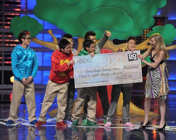 America's Best Dance Crew Charity Champions