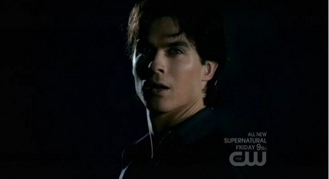 The Vampire Diaries 3x05 Damon leaves Katherine
