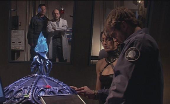 2005 SG-1 S9x02 Daniel Vala, Stone device