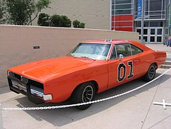 Dukes of Hazzard - The General Lee - Click to learn more