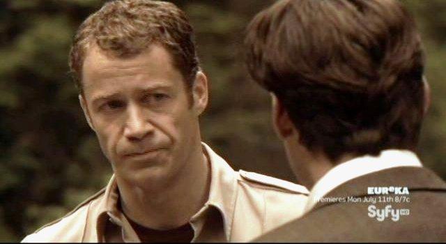 Eureka S4x09 - Colin Ferguson as Sheriff Carter
