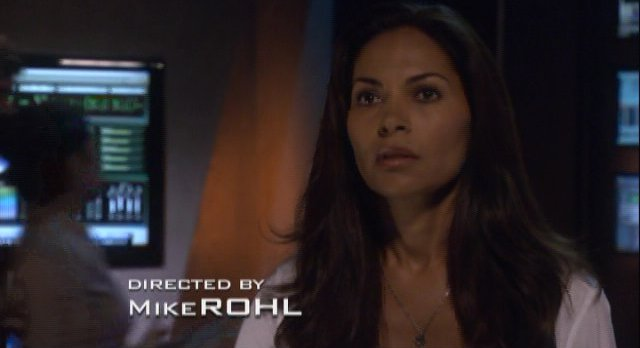 Eureka S4x11 - Salli Richardson-Whitfield directed by Mike Rohl