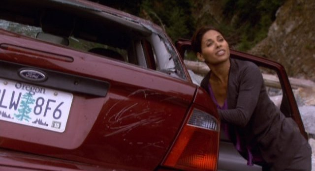 Eureka S4x12 - The drivers is gone