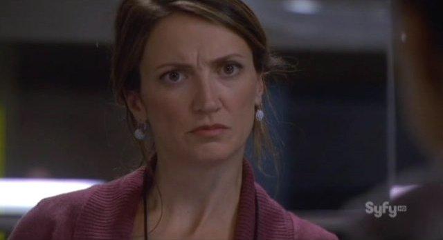 Eureka S4x16 - Ellie Harvey as Dr.Senagusta
