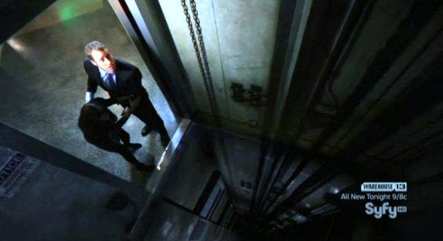 Eureka S4x16 - End of elevators