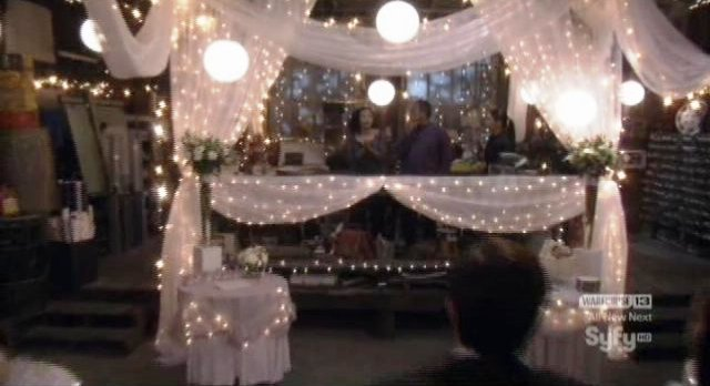Eureka S4x17 - Ready for the wedding