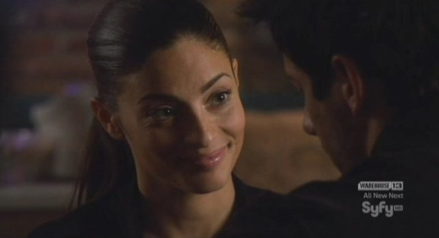 Eureka S4x18 - A smile from Jo
