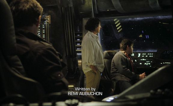 SGU Visitation S2x09 That's what a trojan would say